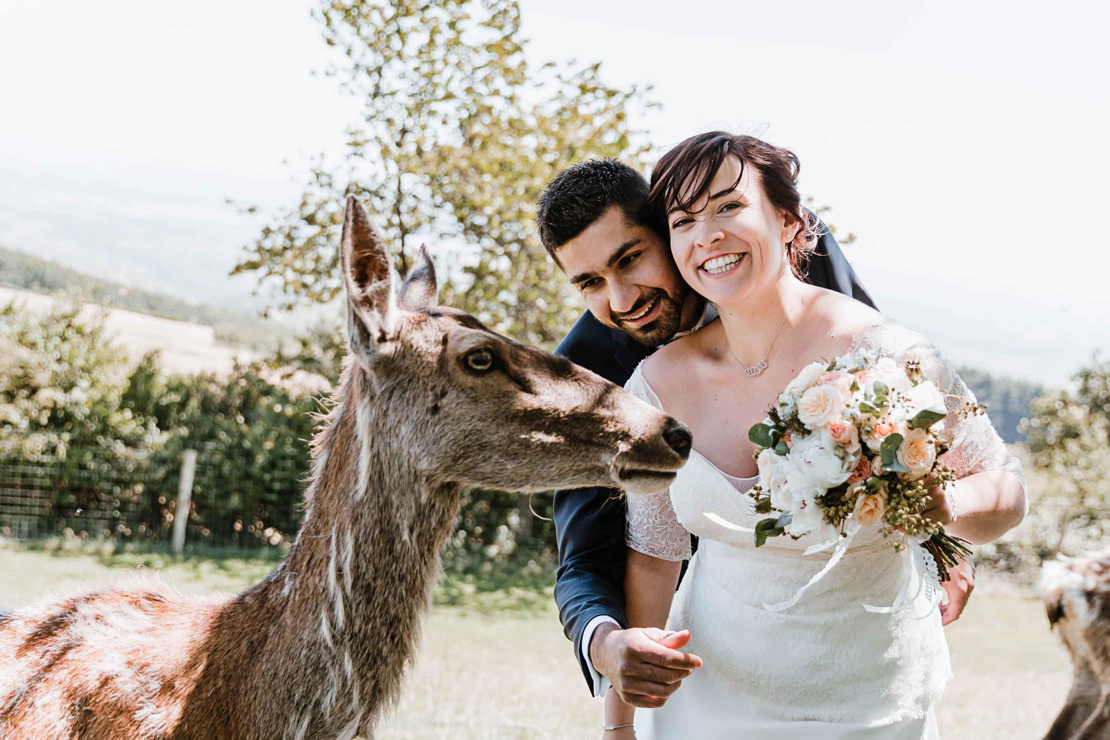 mariage biche photographe beaujolais lyon avenas