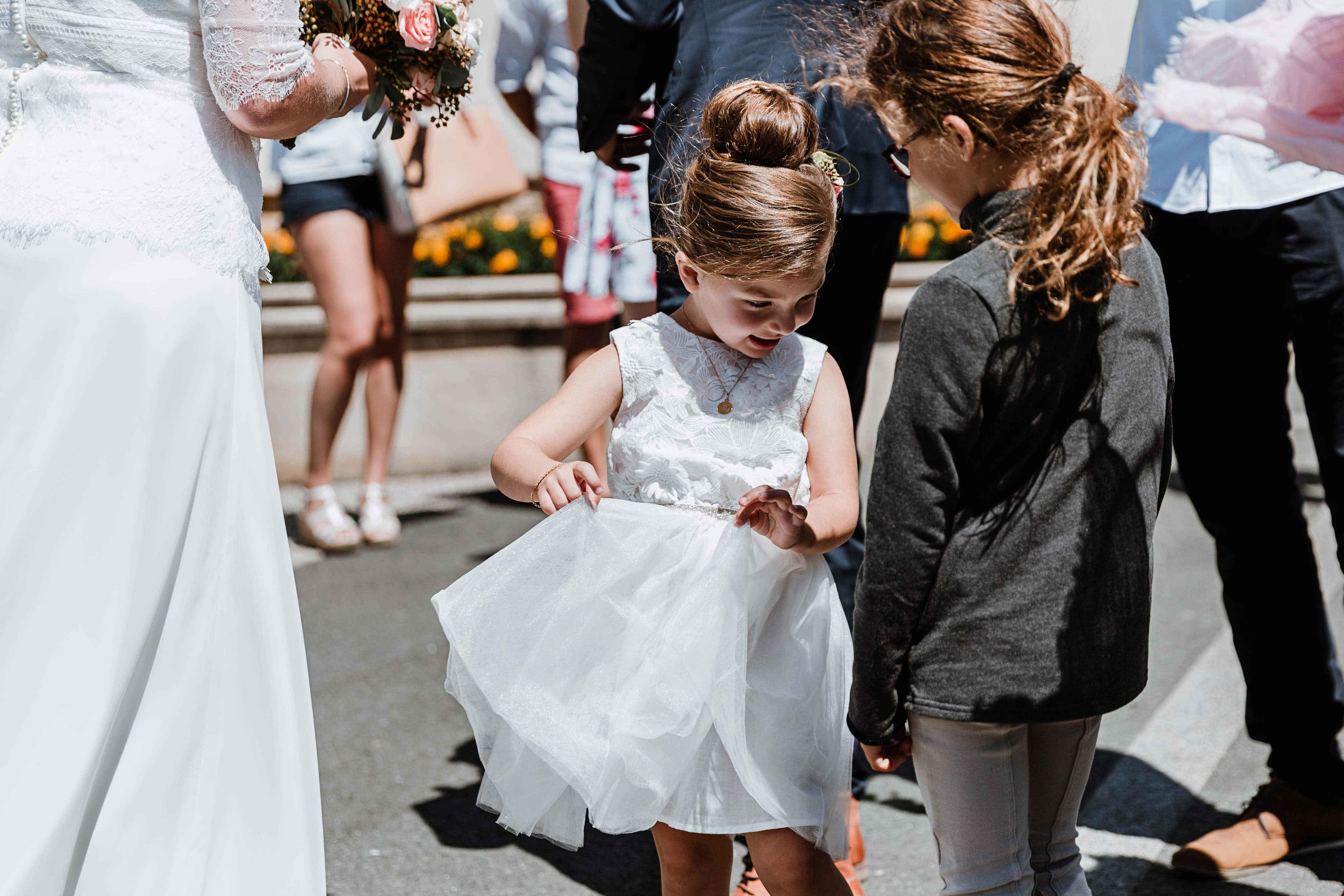 photographe beaujolais lyon enfant robe