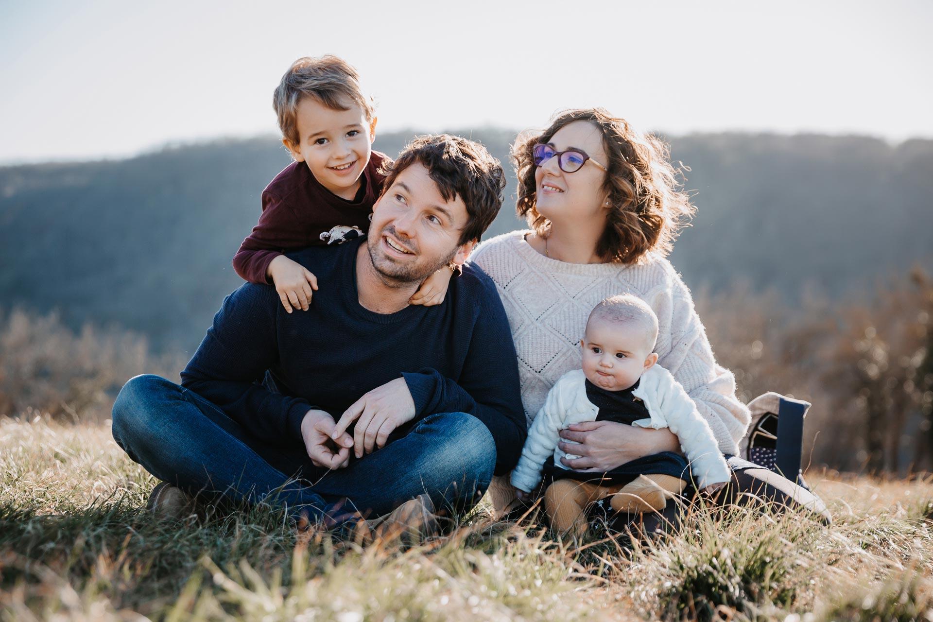 photographe famille à bourg-en-bresse