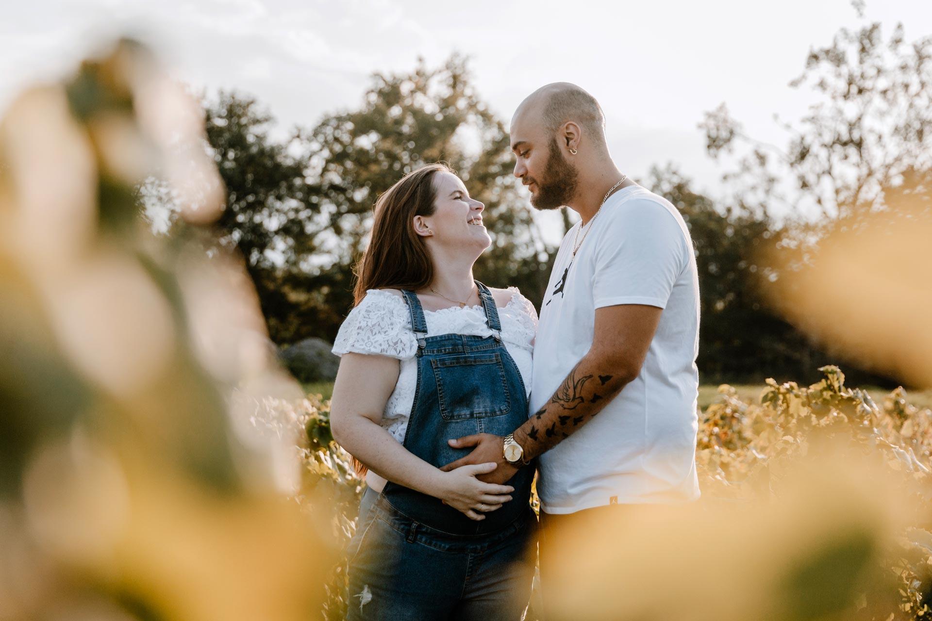 photographe grossesse maternité mâcon couple