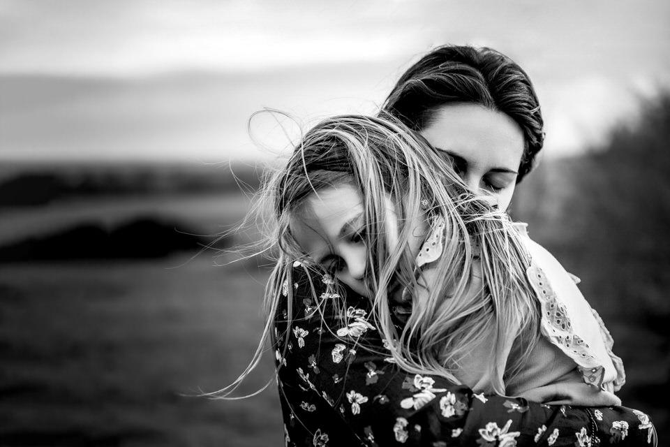 photographe lyon famille virginie et sa fille
